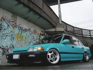 シビック EF2 89s sedanのカスタム事例画像 かとうぎさんの2020年02月16日16:18の投稿