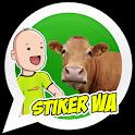 Stiker WA Lucu icon