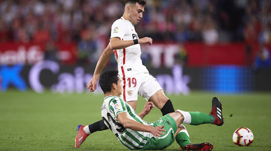 La Liga ya ha elegido partido para su vuelta: Sevilla-Betis