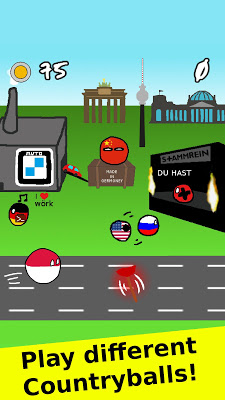 Countryballs - Polandball Game - screenshot
