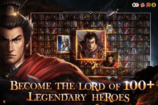 New Romance of the Three Kingdoms 1.1.0 screenshots 3