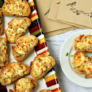 French Bread Canapes Recipes.