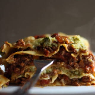 Dairy Free Lasagna With Meat Recipes.