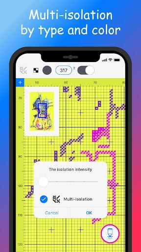 Cross Stitch Saga 3.7.3 screenshots 7