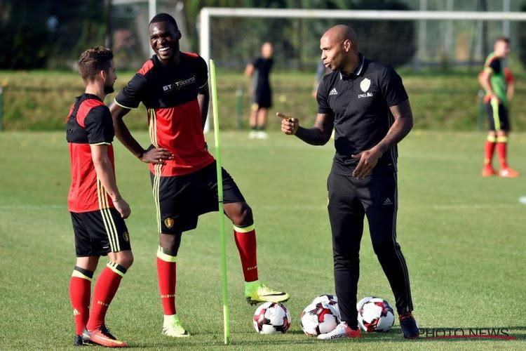 """Henry: """"Je ne pouvais pas espérer mieux m'intégrer à l'équipe nationale"""""""