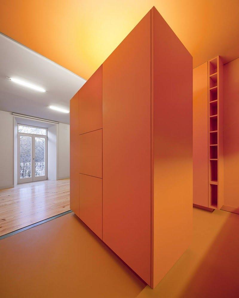 Casa 4 Najuda - Atelier Base