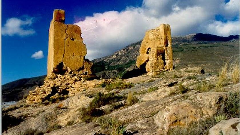 La Torre de la Garita en Dalías.