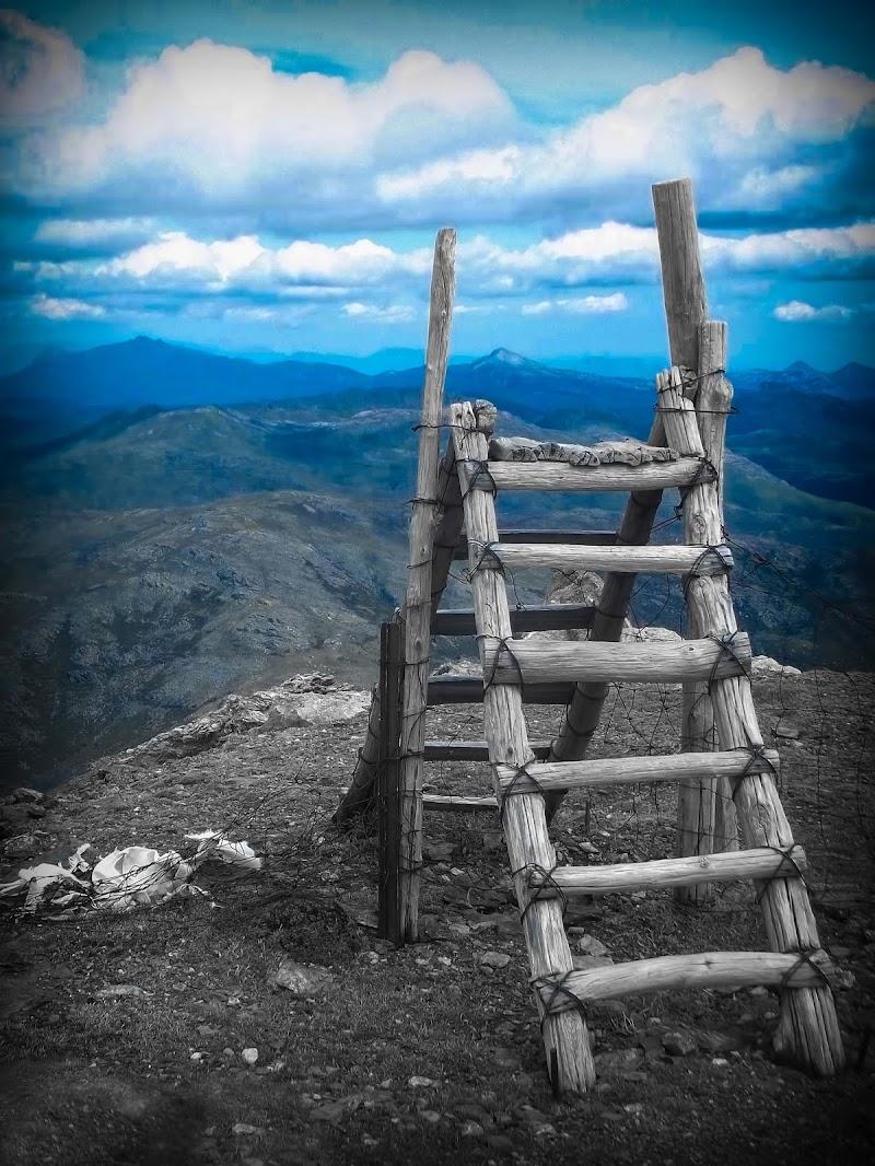 Una scala verso il cielo di stefytina