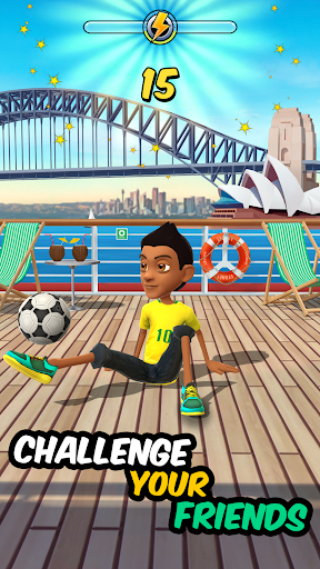 Kickerinho World  screenshots 2