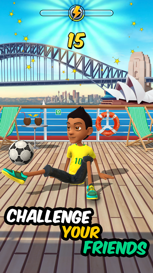 Kickerinho World- screenshot