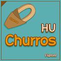 HUChurros™ Latin Flipfont icon