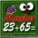 Math Master~!! Free icon