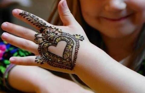 Mehndi Patterns For Little Girls : Latest kids mehndi designs apps on google play
