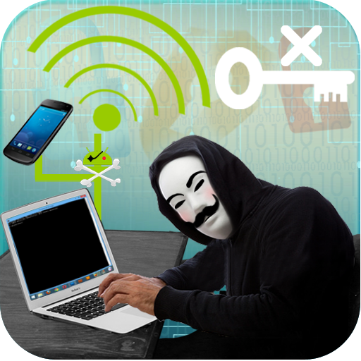 無線破解的密碼,惡作劇 工具 App LOGO-APP開箱王