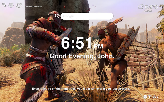 Conan Exiles HD Wallpapers New Tab