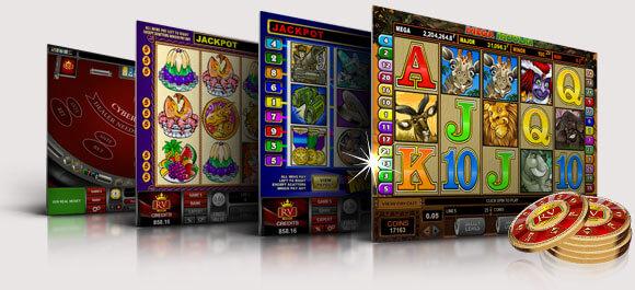 slot Dynamite Riches online casino