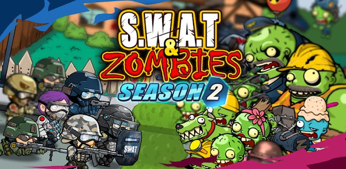 SWAT und Zombies Staffel 2