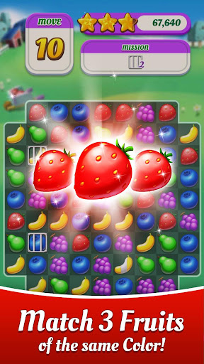 Juice Pop Mania: Free Tasty Match 3 Puzzle Games image | 2