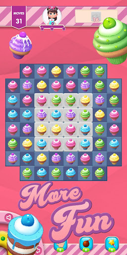 Kwazy Cupcakes apktram screenshots 2