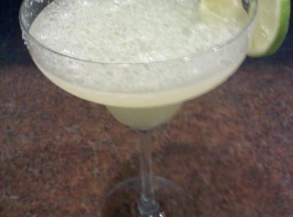 Margaritas From Scratch Recipe
