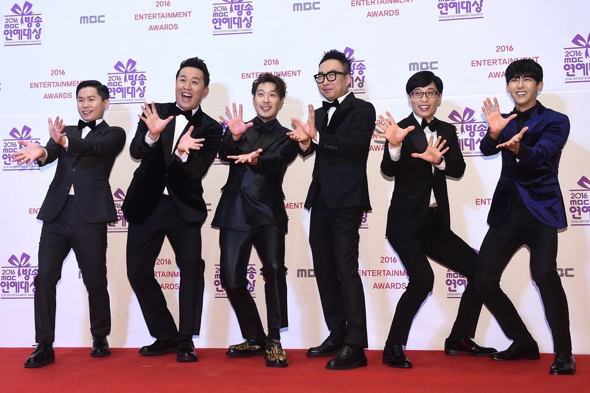 yoo jae suk infinite challenge reunion 1