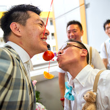 Wedding photographer Sam Tan (depthofeel). Photo of 01.01.2015
