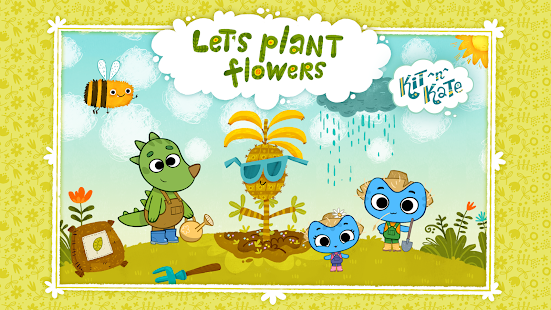 Kit^n^Kate Let's Plant Flowers- screenshot thumbnail
