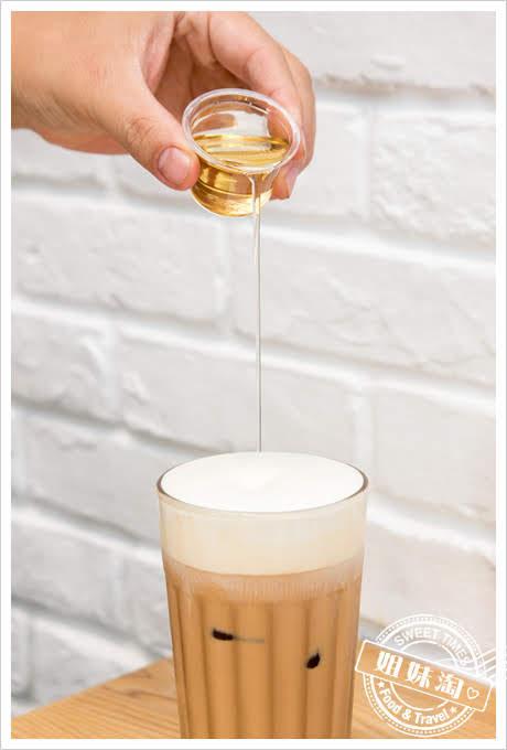 糖朝港式料理港式奶茶