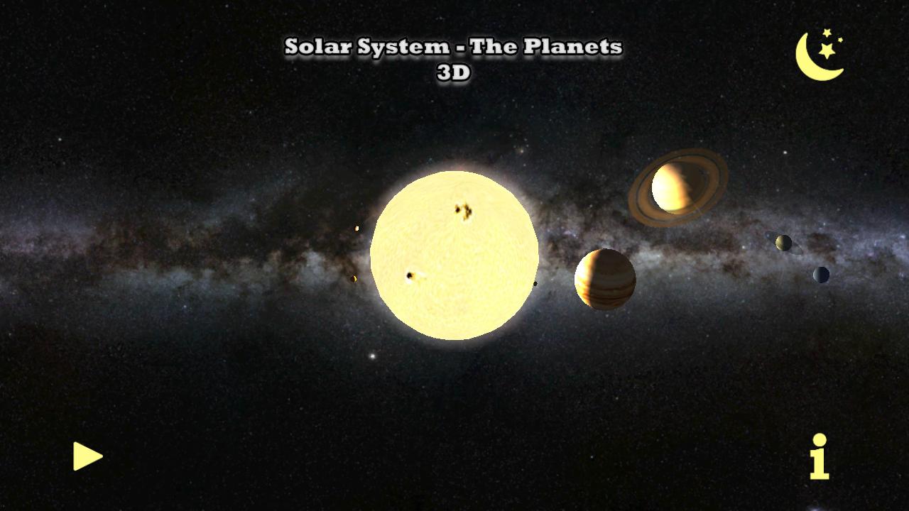 solar system app - photo #35