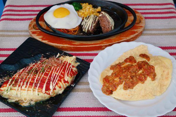 壹番堂日式洋食料理 -- 新崛江商圈隱藏日本道地料理