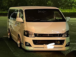 ハイエース TRH200V S-GL改 2010年式のカスタム事例画像 Makotin200さんの2020年09月12日23:58の投稿