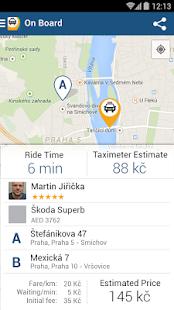 Liftago Taxi- screenshot thumbnail