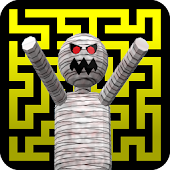 The Mummy's Maze