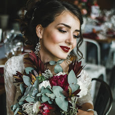 Wedding photographer Ulyana Mizinova (ulyanamizinova). Photo of 20.09.2017