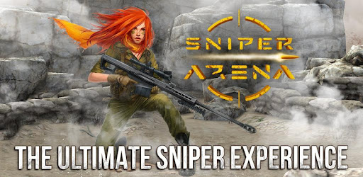 Sniper Arena: PvP Army Shooter - by Nordcurrent - #10 App in