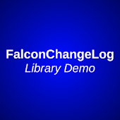 FalconChangeLog Library Demo icon