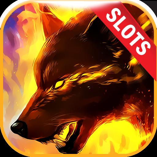Fire Wolf: Free Slots Casino