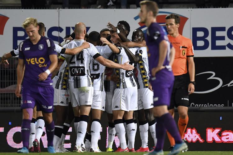 Europa League: un direct télévisé, finalement, pour Charleroi-Partizan