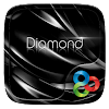 Black Diamond GOLauncher Theme