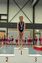 Photo: 1e plaats voorgeschreven oefenstof: Pien Zweverink