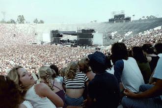 Photo: 7-2-82 Rose Bowl, Pasadena, CA