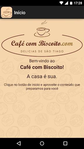 Café com Biscoito