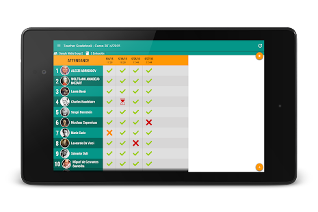 Teacher Gradebook FREE- screenshot thumbnail