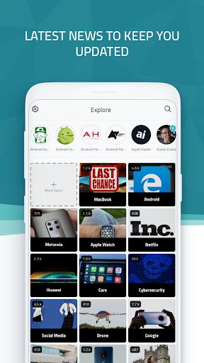 Geek Tech - High Tech News screenshots 5