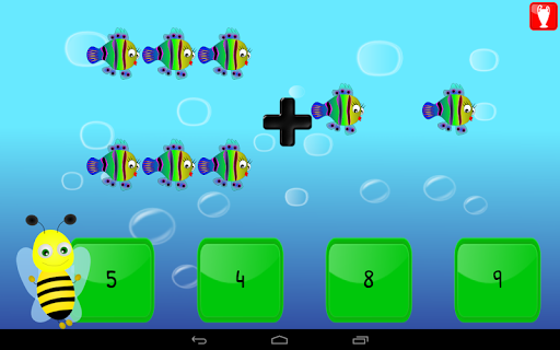 First Grade Math Learning Game screenshots apkshin 3