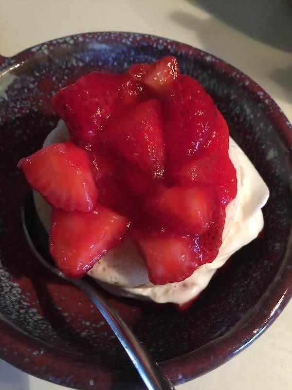 Short Cake For Strawberries Recipe