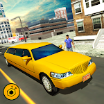 Offroad Limo Driving 3D Sim Icon