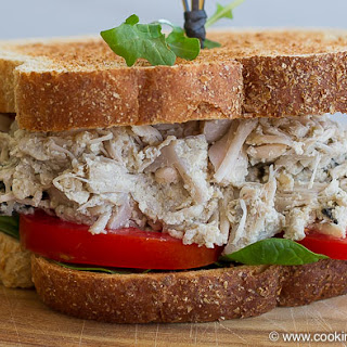 Mock Tuna Salad
