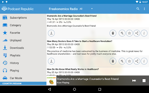 Podcast Republic v2.5.13 build 276 beta2