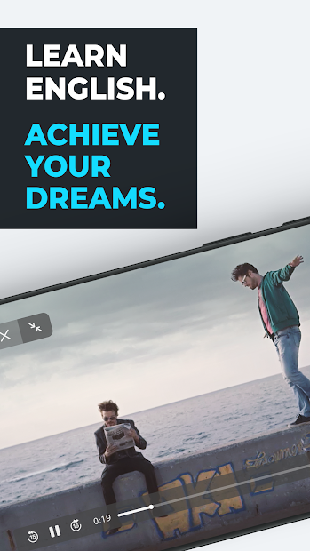 ABA English - Learn English Android App Screenshot